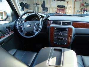 2009 Chevrolet Tahoe - Interior Pictures
