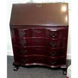 antique maple governor winthrop desk c 1940 s 1320133