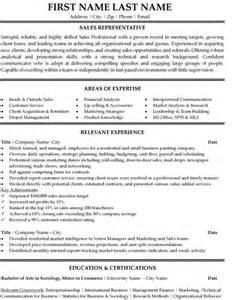 sle resume exles top sales resume templates sles