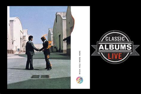 classic albums  recreates pink floyd