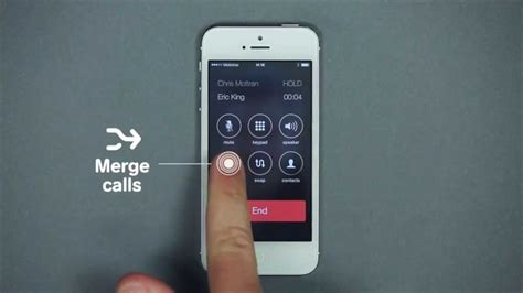 how to merge calls on iphone how to merge calls on iphone ios device and