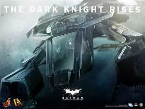 Hot Toys' The Dark Knight Rises - The Bat