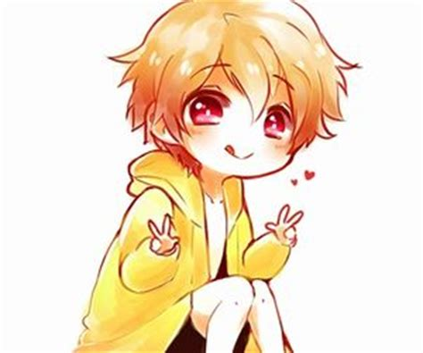 Kawaii Anime Boy 3 By Alyssaholt13 Chibi Kawaii Boy Buscar Con Anime