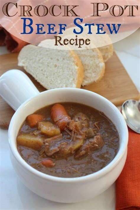 crock pot soup easy crock pot beef stew recipe stew soups and easy stew recipes
