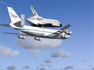 NASA Boeing 747-100SCA for FSX