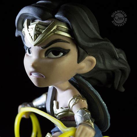 Justice League Wonder Woman Qfig Figure