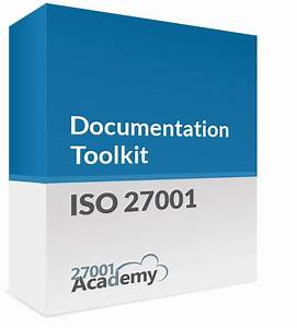 iso 27001 documentation toolkit 27001academy With iso 27001 documentation toolkit download