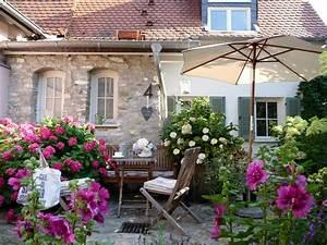 Terrasse Dekorieren Modern : einrichten im gr nen die sch nsten ideen f r deinen garten ~ Fotosdekora.club Haus und Dekorationen