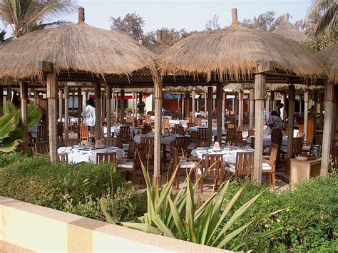 Panoramio - Photo of Club Aldiana - Senegal - Restaurant