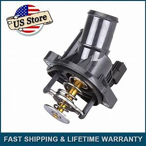 Thermostat Housing Sensor Assembly For Ford 01