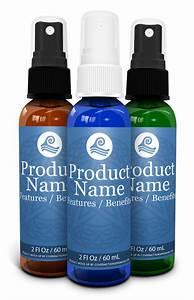 2 oz bottle label template 2 oz round glass bottle with spray mock
