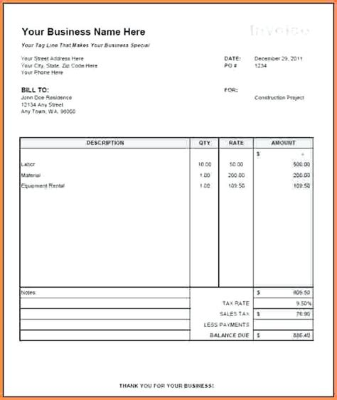 Boat Prices Invoice by Rent Invoice Form Blank Rental Invoicing Boat Agreement