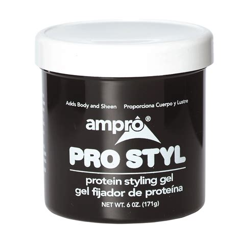 hair gel styles for ro pro styl protein styling gel 6624