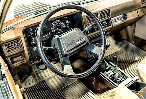 85 Toyotum Interior by Clean Original 1985 Toyota