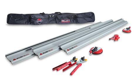 Großformatige Fliesen Schneiden by Cortadora Manual Slim System Cutter Rubi Tools Espa 241 A