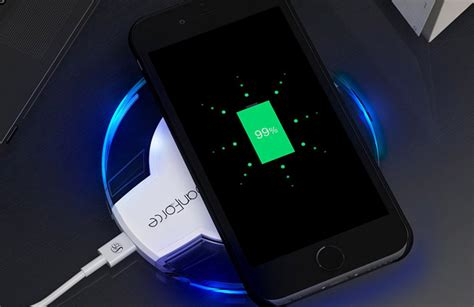 onn iphone charger how to charge iphone 7 or iphone 7 plus wirelessly 2171