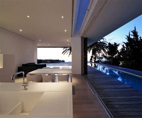 holiday home  south africa modern house design