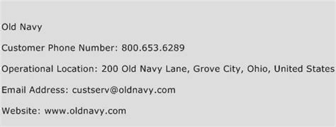If you have any questions about your online shopping experience at old navy, we're here to help! Old Navy Contact Number | Old Navy Customer Service Number | Old Navy Toll Free Number