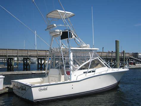 Boat Trader Carolina Classic 28 by 28 Carolina Classic 2005 The Hull Boating And