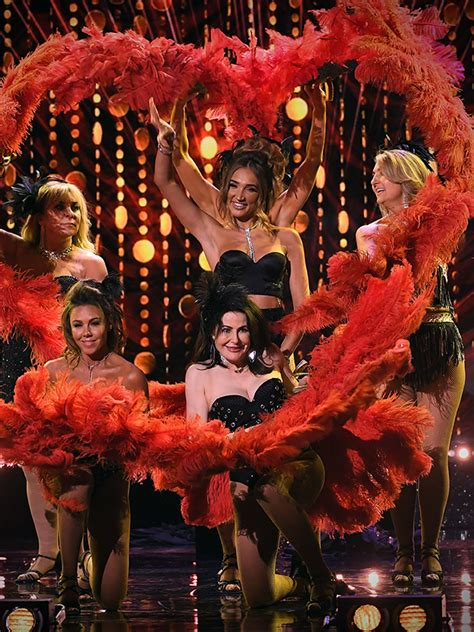 fans furious  itv paid  real full monty ladies