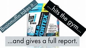 Bpi Sports 1mr Vortex Pre Workout Review
