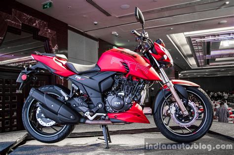 Tvs Apache Rtr 200 4v 4k Wallpapers by Tvs Apache Rtr 200 4v Matte Side Launched