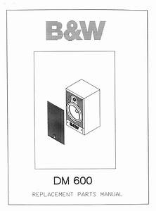 Bowers  U0026 Wilkins B U0026w Dm