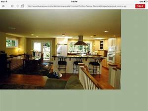 17 best images about bi level homes on pinterest foyers With how to level kitchen floor