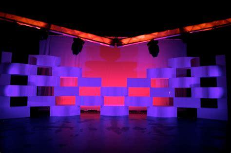stage design support creativity