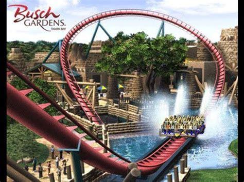 Parque Busch Gardens Tampa,florida Sheikra
