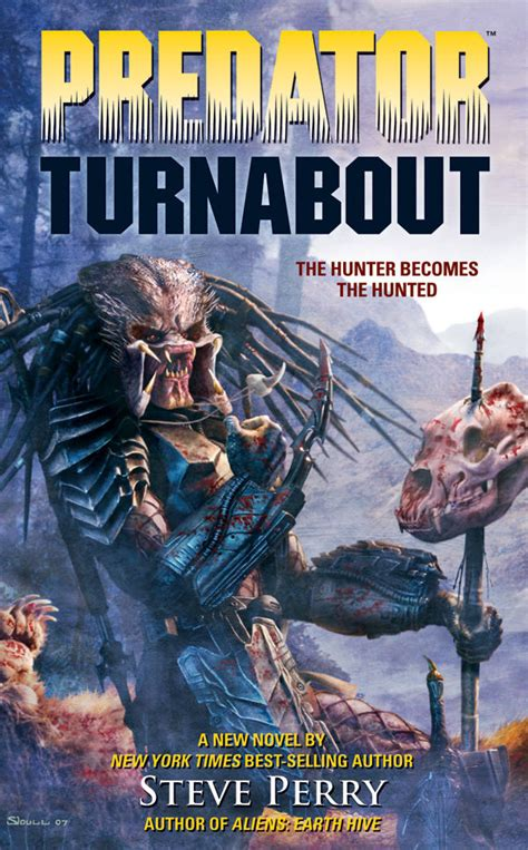 predator turnabout  profile dark horse comics