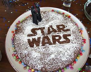 Star Wars Deko Basteln : star wars party mypaperset blog ~ Markanthonyermac.com Haus und Dekorationen