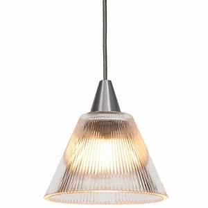 Glas Lampenschirme Für Tischleuchten : kleine glas pendelleuchte zur thekenbeleuchtung cirrus ~ Michelbontemps.com Haus und Dekorationen