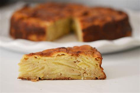 pate a gateau sans oeuf g 226 teau invisible aux pommes sans gluten d 233 lices
