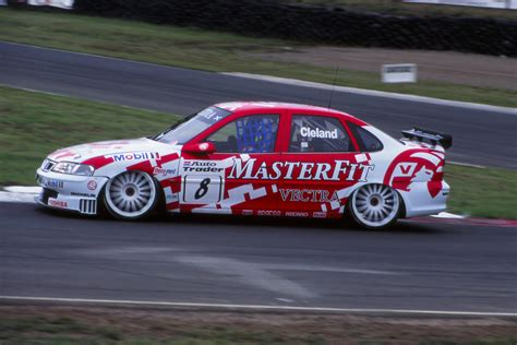 John Cleland to return in Super Touring Vauxhall Vectra ...