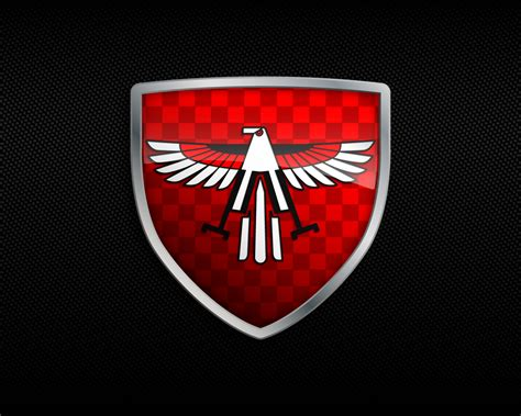 Which Sports Car Has A Logo That Looks Like Hawk Or Eagle