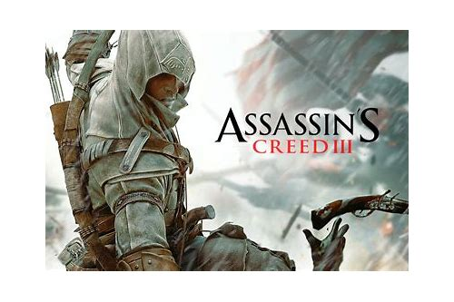 assassin's creed iii download game