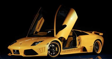 All Cars NZ: Lamborghini Murcielago by LB Performance