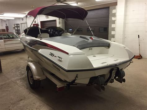 Jet Ski Plus Boat by Yamaha Xr 1800 310hp 60 Plus Mph Ski Jet Boat Like