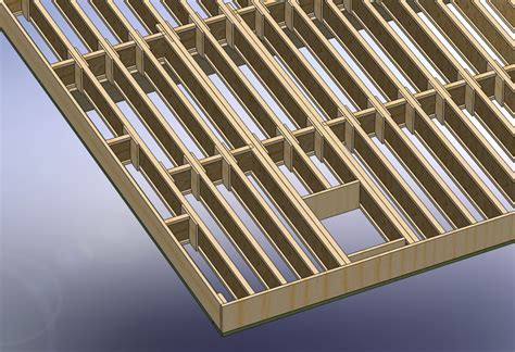 tji floor joist details workshop studio stanwood wa