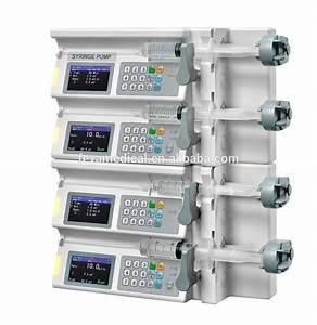 Infusion Pump Model Top 3300 Service Manual