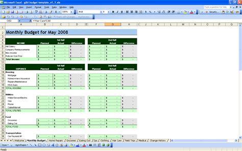 free finance spreadsheet free spreadsheet for windows 10 personal finance