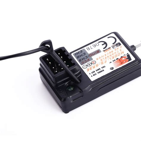 Rc Car Boat by Flysky Fs Gr3e Waterproof 3ch 2 4g Receiver For Rc Car