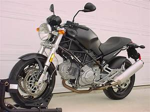 2004 Ducati Monster 620 I E  Dark Single Disc