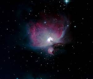 Orion Nebula in Orion - Pics about space