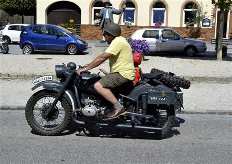 Vintage Bmw Motorcycle, 2011.jpg