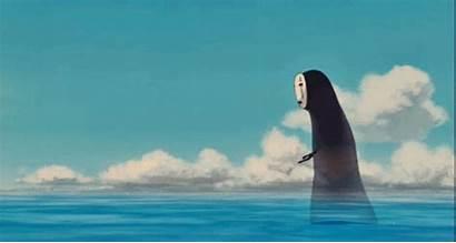 Spirited Away Face Ghibli Studio Sen