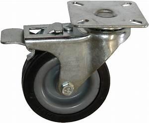 Roue Pivotante : roue pivotante avec frein de rechange pour sd1003p levage moto ~ Gottalentnigeria.com Avis de Voitures