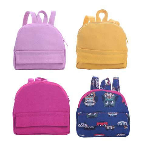 girl accessories doll accessories dolls schoolbag backpack accessories for