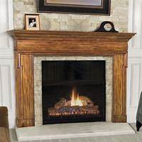 good looking mantel decoration ideas Captivating Living Room Fireplace Design Feat Traditional ...